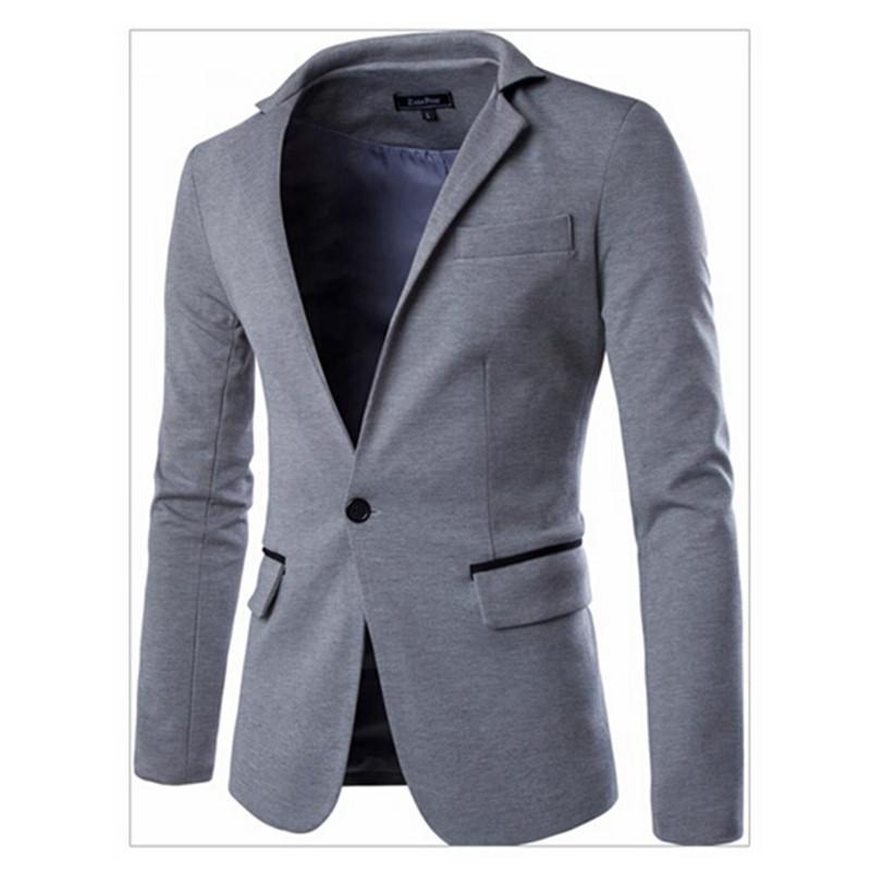 Hot Design 2016 New Arrival Brand Men Suit Casual Solid Blazer Men Slim Fit Costume Homme With Hit Color Pockets Plus Size M-2XLОдежда и ак�е��уары<br><br><br>Aliexpress