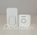 Battery free USB wireless doorbell with 38 ring tones Save money and high quality door bell