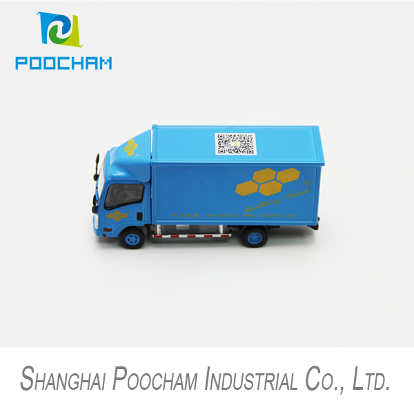Diecast promotion truck,delivery metal truck model,mini truck toy(China (Mainland))