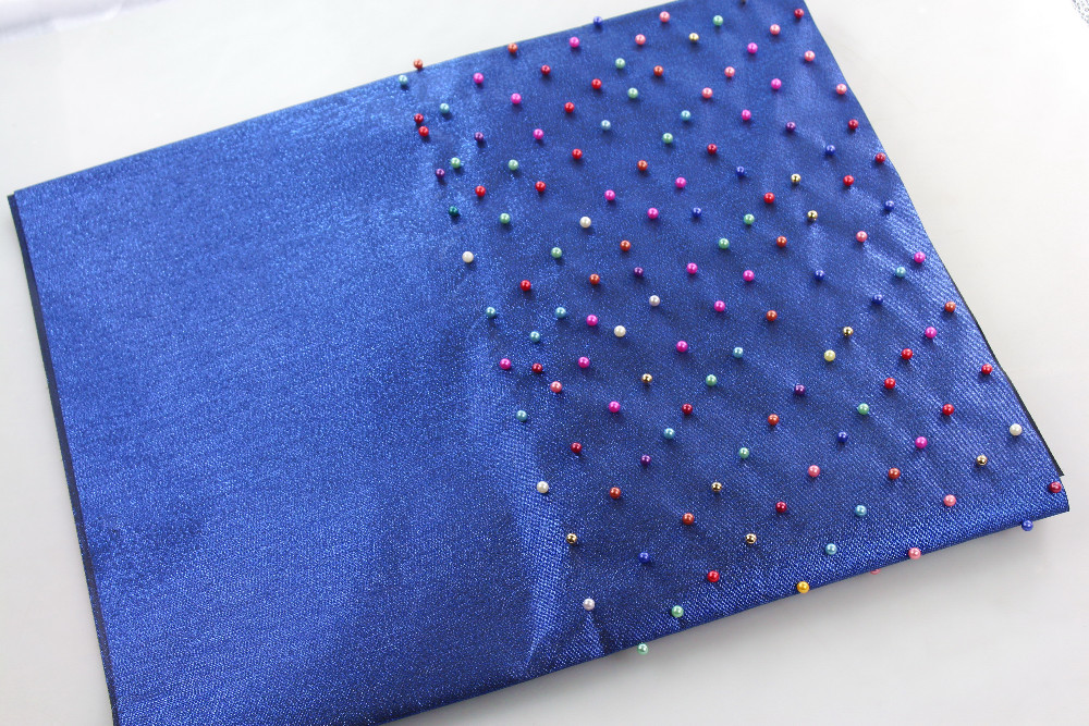 LS002 ROYAL WITH COLORFUL BEADS