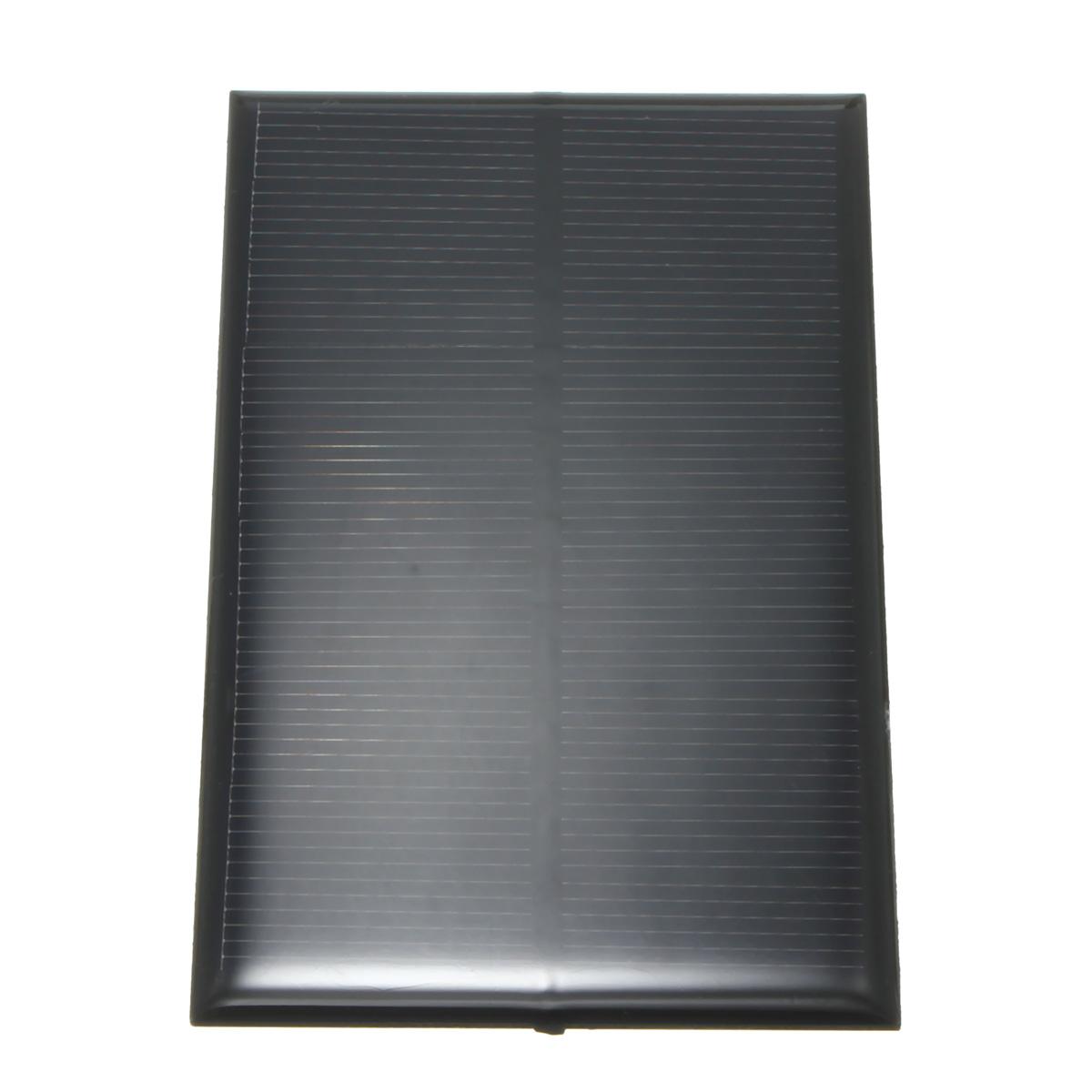 5V 1 25W 250mA Monocrystalline Silicon Epoxy Solar Panels Module kits Mini Solar Cells For Charging