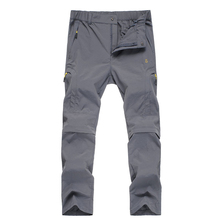 Summer Outdoor Pants Men Camping & Hiking Pants Nylon Quick-Drying Waterproof Thin Solid Fishing Trekking Climbing Pants Male(China (Mainland))