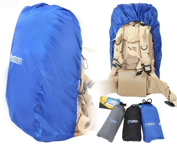 35L High Quality Backpack Rain Cover ,Should Bag Waterproof Cover, Outdoor Climbing Hiking Travel Kits Suit 15-80L(China (Mainland))