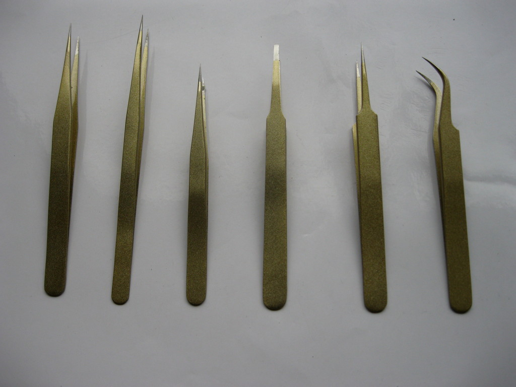 A professional supplier of electronic tools, anti-static tweezers