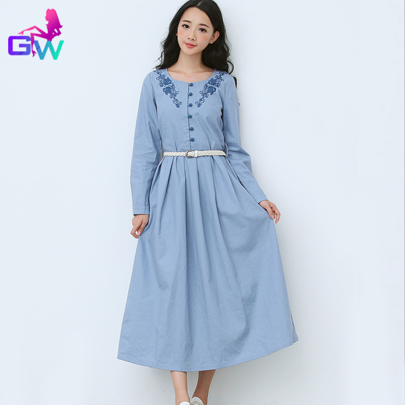 Turmec long sleeves dresses for women casual for Long sleeve casual wedding dresses
