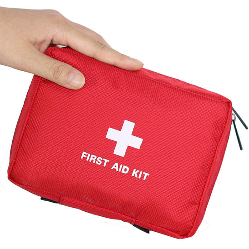 100%Polyester Camping Medical Emergency Kit First Aid Kit Bag Emergency Medical Bag(China (Mainland))