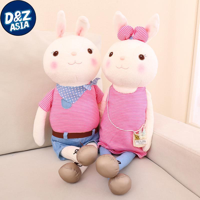 Tiramisu rabbit cute couple Rabbit plush toy doll send girls bag mail<br><br>Aliexpress