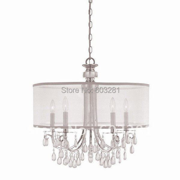 Five-Light Chandelier+Free Shipping
