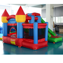 Top selling newest jumping castle combo bouncer  bouncy castle with ball pool(China (Mainland))