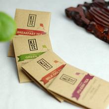 KITE Royal Puer tea Whole Leaves Pu er Tea In Pyramid Tea Bag 50 pieces Chinese