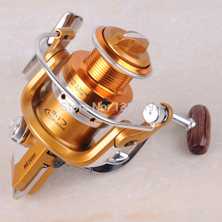 German Technology 12BB + 1 Bearing Balls 1000-7000 Series Spinning Reel Discount Hot Sale for Shimano Feeder Fishing reel pesca