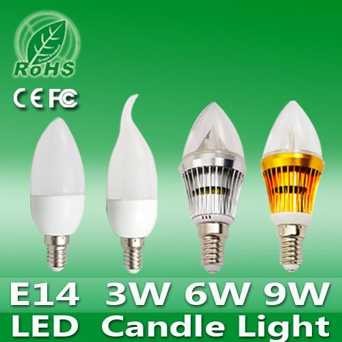 Светодиодная лампа Oem s 3W 6W 9W 220V AC 110v/240v E14 ce