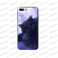 Babaite أليس في بلاد العجائب شيشاير القط رقيقة جدا الكرتون جراب هاتف ل ابل اي فون 5 5S SE 6 6S زائد 7 8 X XS ماكس XR غطاء(China)
