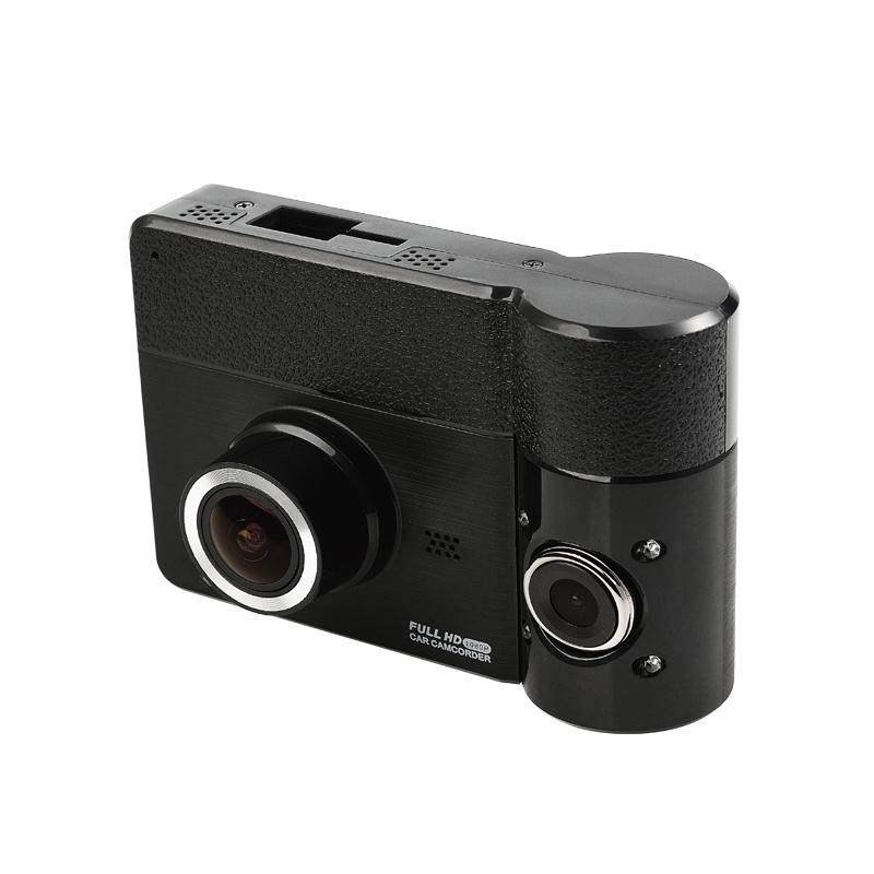 Anytek B60 270 Degree Lens Rotation Rear View Camera Driving Support Function Car DVR  Dashcam  Parking Monitoring Dash Cam