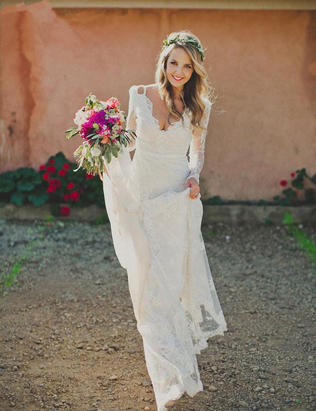 popular lace open back long sleeved wedding dress buy cheap lace open back long sleeved wedding. Black Bedroom Furniture Sets. Home Design Ideas