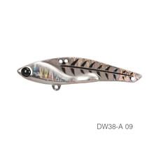 TSURINOYA Metal VIB twarde przynęty DW38-A sztuczne wibracje Swimbait woblery 70mm 18g zima jigowanie przynęta(China)