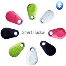 Mini Smart Wireless Bluetooth 4.0 Tracer GPS Locator Bag Key Anti-Lost Alarm Finder For iPhone Android Wallet Car Kid Pet