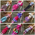 Free Transport,Wholesale New Arrival 200pcs doll hangers doll equipment for Barbie doll