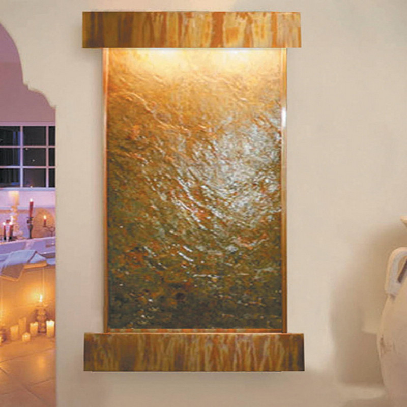 Water decoration indoor find this pin and more on indoor for Decoration murale zen