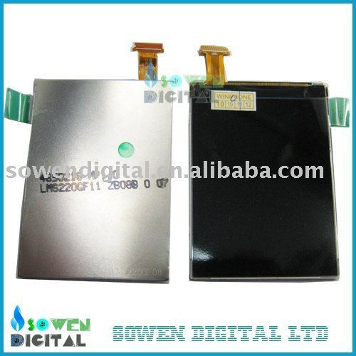 for Nokia 6700s LCD display good quality 100% guarantee free shipping