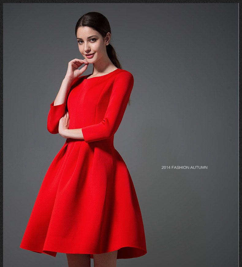 dress left Picture - More Detailed Picture about 2015 Women Autumn ...