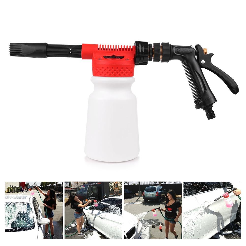 Мытьё автомобиля из Китая