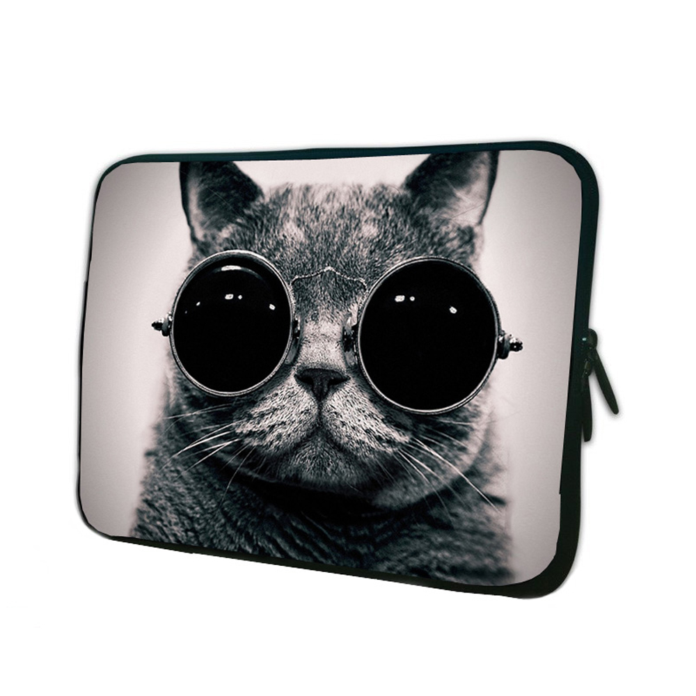 Universal Portable 7 7.9 10 10.1 11.6 12 13 13.3 15 15.6 17 Waterproof Neoprene Netbook Sleeve Bag Laptop Cases Cover Pouch Bags - Lady Deng Store store