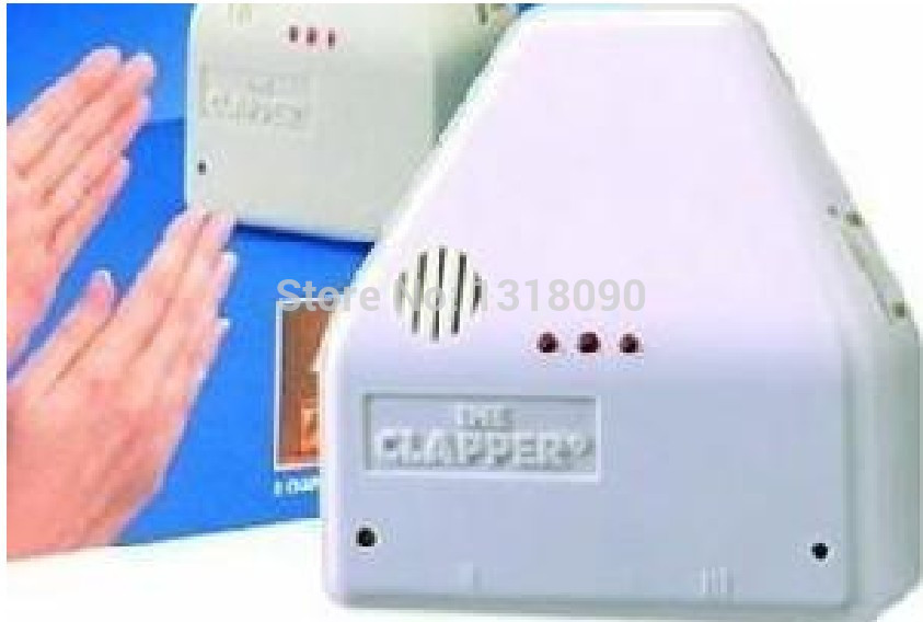 Voice-activated switch the clapper for hand switch power supply voice-activated switch