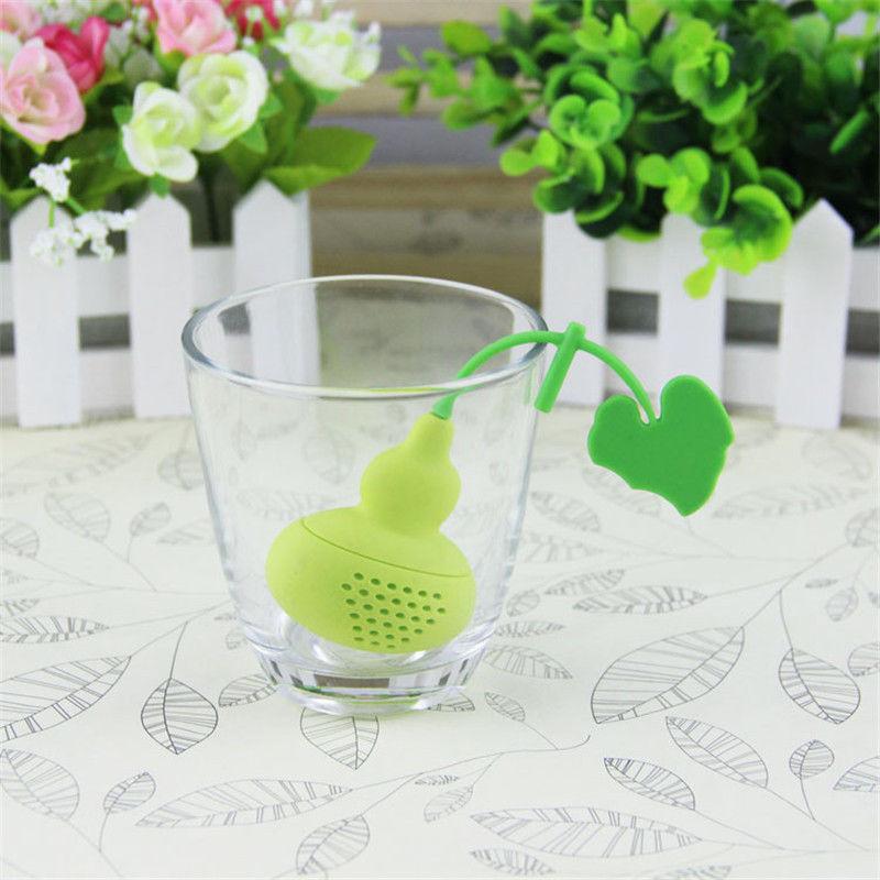 Silicone Calabash Tea Infuser Diffuser