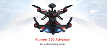 Walkera RUNNER 250 Advance Racing drone w GPS Devo7 Radio 1080 HD Camera RTF UK Shipping