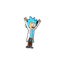 Serie animata! Caldo Del Fumetto figure Collection Orso Futurama Philip J. Fry Addams Dello Smalto Spilla Spille(China)