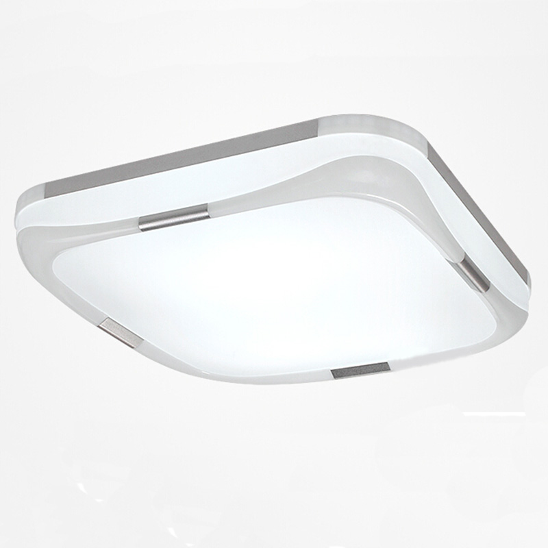 Hot Sale Modern Led Ceiling Lights ABS Acryl Lampshade