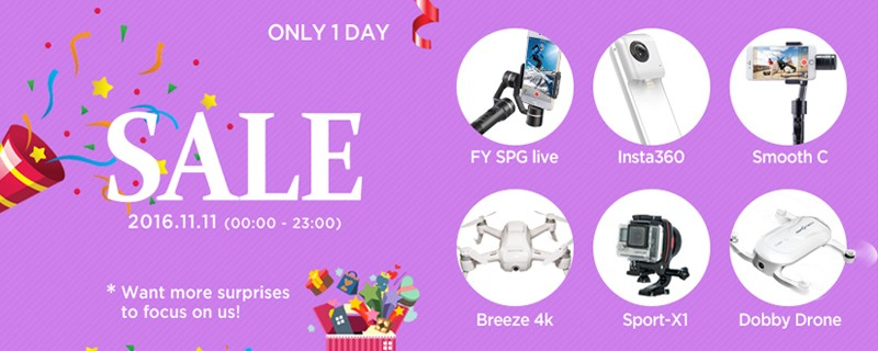 Sunnylife DJI Osmo Parts 5 Straight Extension Arm For OSMO 4K Camera 3-Axis Handheld Gimbal in stock