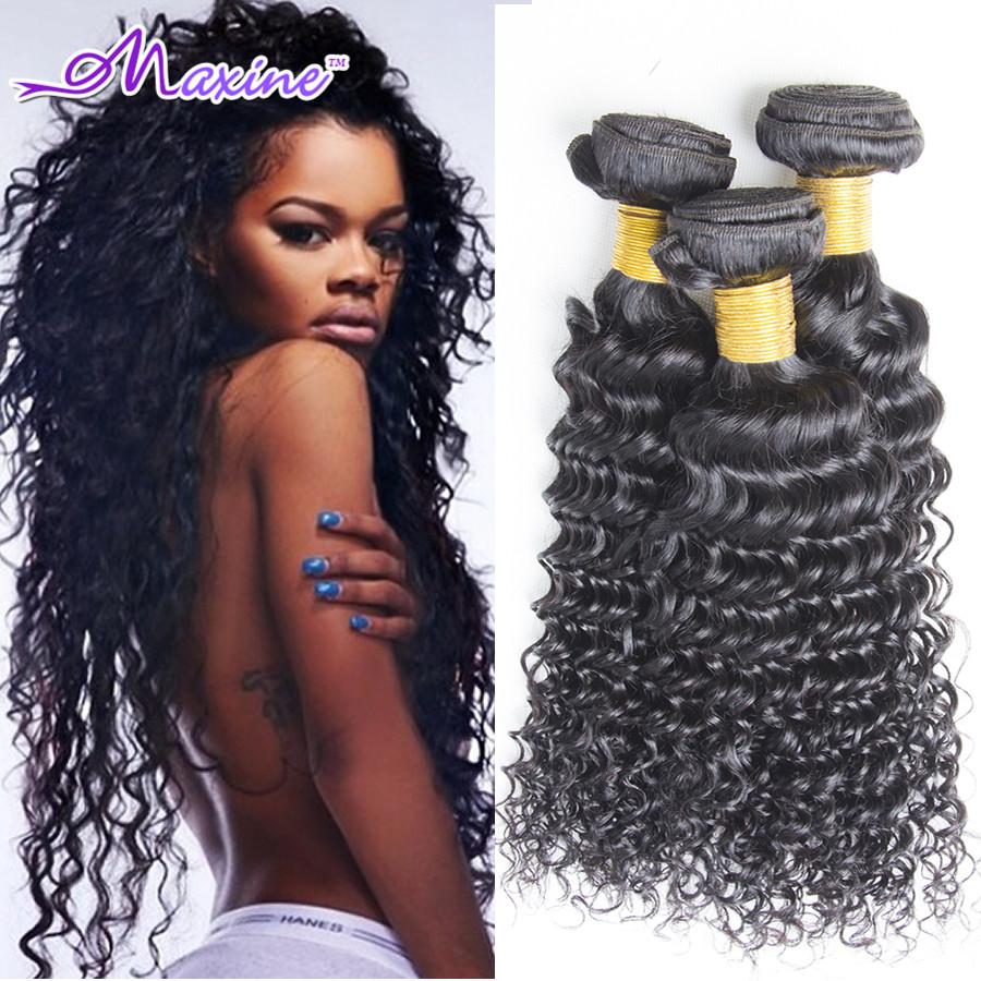 Peruvian Virgin Hair Deep Wave 3 Bundles Curly Weave Human Hair Rosa Hair Products Unprocessed Kinky Curly Virgin Hair Extension<br><br>Aliexpress