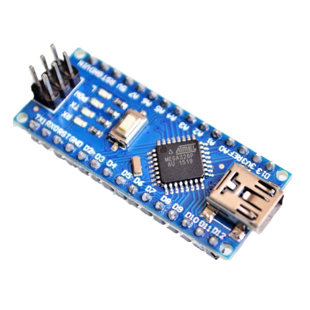 Nano controlador compatible con arduino ch