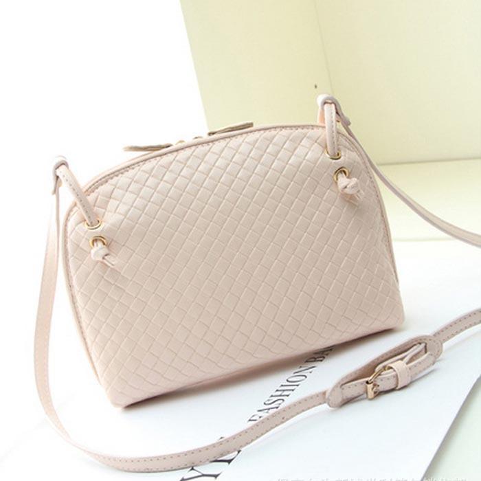 2016 Fashion 1PC Ladies Shoulder Bag Faux Leather Satchel Women Messenger Bags Handbag Crossbody Bags For Women Anne(China (Mainland))