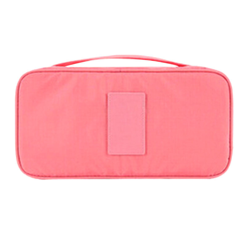 2016 Wholesale 36*25*4cm Travel Cosmetic Make Up Toiletry Holder Beauty Wash Organizer Storage Bag Monopoly Pouch Pink Hot Sale(China (Mainland))