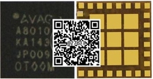 Original A8010 iphone 6 plus 6+ small Power amplifier PA chip IC U_HBPAD - Professional Mobile Phone Repair Parts's store