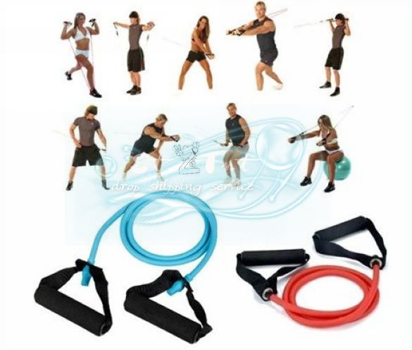 Professional Resistance Workout Bands Fitness Tube Yoga - Yita International Co. Ltd 1 store