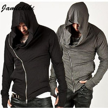 Jamickiki Brand Assassins Creed Men's Hooded Hoodies Male Assassin's Sleeve Streetwear Sweatshirt Hoodies Men US Size XXXL H07(China (Mainland))