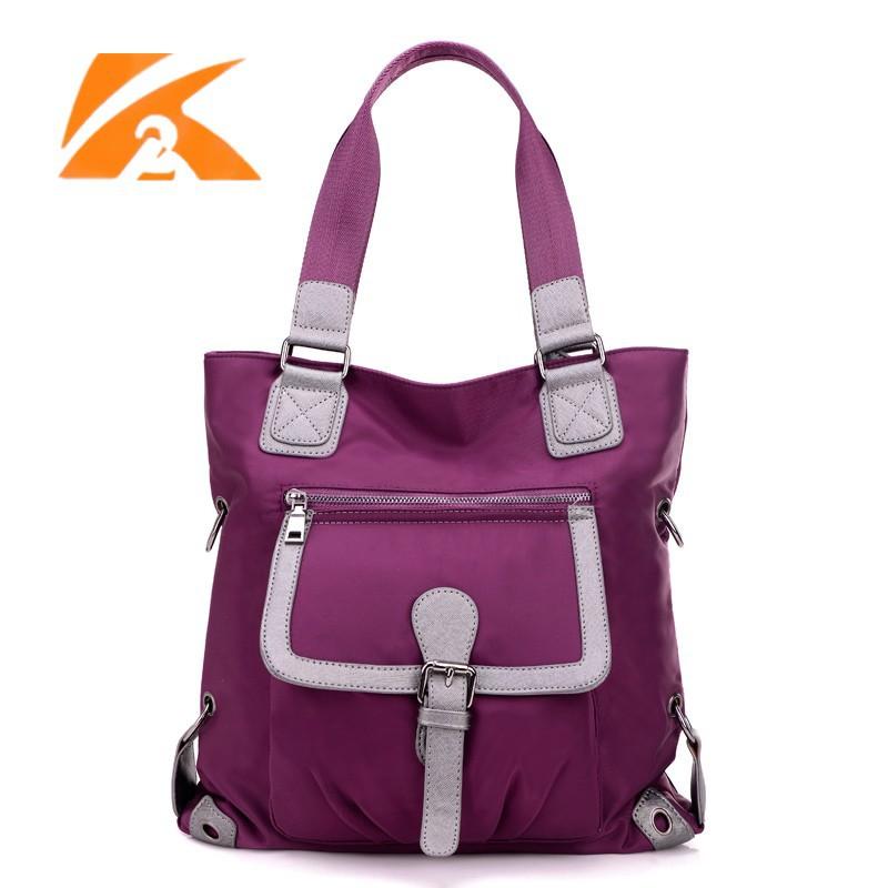 Fashion Women Messenger Bags Handbag Waterproof Nylon Shoulder Bag Crossbody women Casual Tote Korean style Ladies - Crazy Rhino store