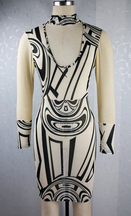 Detail Feedback Questions about Plus Size Women Tribal Tattoo Print ... 9d4542dc950f