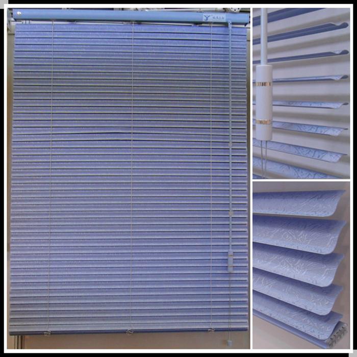 Seda estampada ventana persianas venecianas de cifrado de - Persianas venecianas de aluminio ...