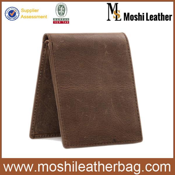Здесь можно купить  Moshi Wholesale High Quality Genuine Leather Wallet Money Bag Purse Men Short Wallet  Камера и Сумки