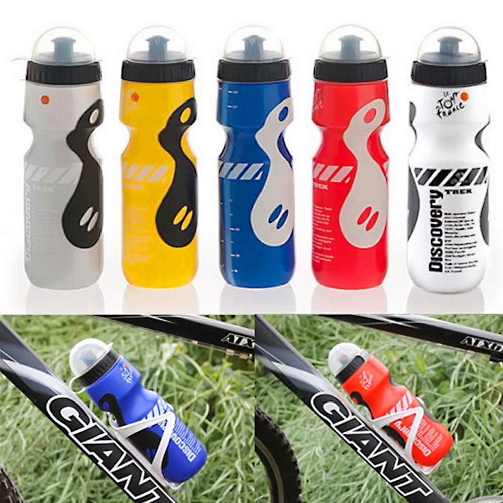 1pcs 2016 New Arrival Essential 650ML Portable Outdoor Bike Bicycle Cycling Camping Hiking Sports Drink Jug Sports Water Bottle(China (Mainland))