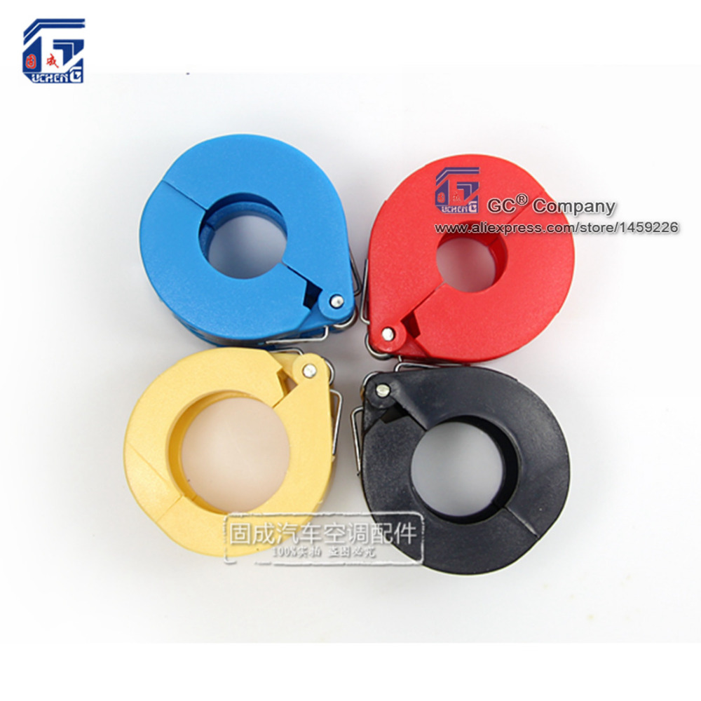 """3/8"""" 1/2"""" 5/8"""" 3/4"""" Fuel Lines Quick Disconnect Coupling Repair Tool Spring Lock Car Air Conditioning A/C(China (Mainland))"""