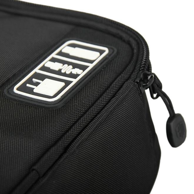 2014 חדש אוסף דיגיטלי אביזרי הגמר תיק נתונים מטען כבל שקית אחסון Mp3 אוזניות Usb Flash Drive סיום התיק.