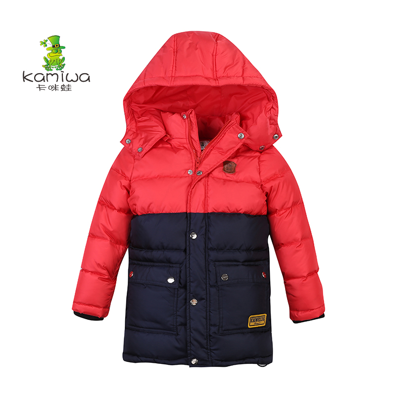 2015 Factory Winter 80% White Duck Boys Coats Hooded Thickening Parkas Jackets Brand Children Clothing Kids Clothes - Hangzhou Angelababy KIDS Co.,Ttd store