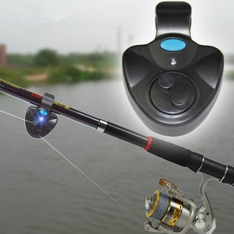 universal fishing alarm set wireless electronic fish bite