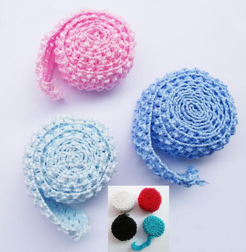 Free Crochet Stretchy Headband Pattern : 1.5